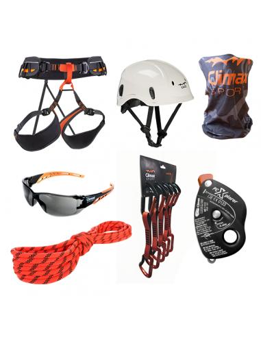 Climbing kit